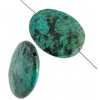 African Turquoise 10x14mm Oval 13pcs Approx